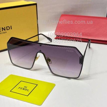Fendi №64 Сонцезахисні окуляри, фото 2