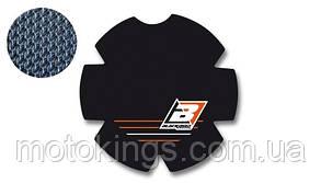 BLACKBIRD OKLEINA POKRYWY SPRZĘGŁA KTM SXF 250/350/450 '16-'17, EXC 250/350/450 '17 (UDAROODPORNA-TWARDA)