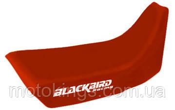 BLACKBIRD ЧЕХОЛ НА СИДЕНЬЕ  YAMAHA RED XT 600 '90-'95 ЦВЕТ КРАСНЫЙ, НАДПИС YAMAHA (17) (E1203/01)