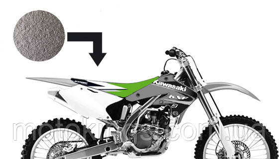 BLACKBIRD ЧЕХОЛ НА СИДЕНЬЕ  KAWASAKI DREAM KXF 250/450 '09-'10 (12)   (E1429A)