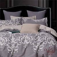 Постельное белье сатин Viluta (430) двуспальное - евро 240х220 см
