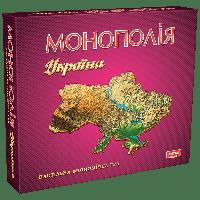 Монополия Украина игра настольная Artos Games на украинском (1013028)