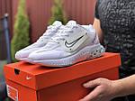 Мужские кроссовки Nike Joyride Run Flyknit (белые) 9361, фото 6
