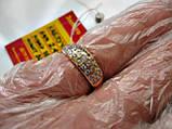 Золото 585 пробы Кольцо 2.41 грамма 16.5 размер, фото 7