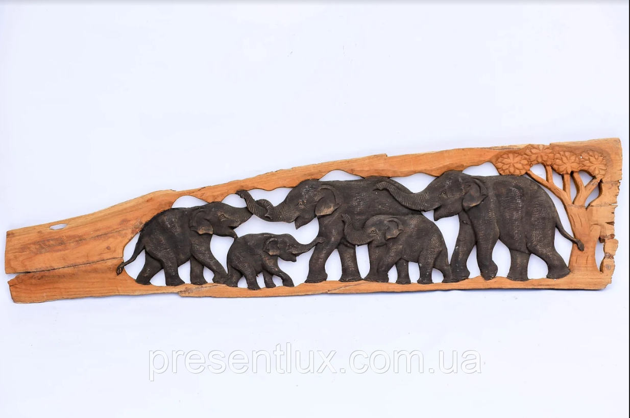 "Панно ""5 слонов""- 60030"