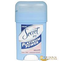 Secret deo Platinum Power Delicate
