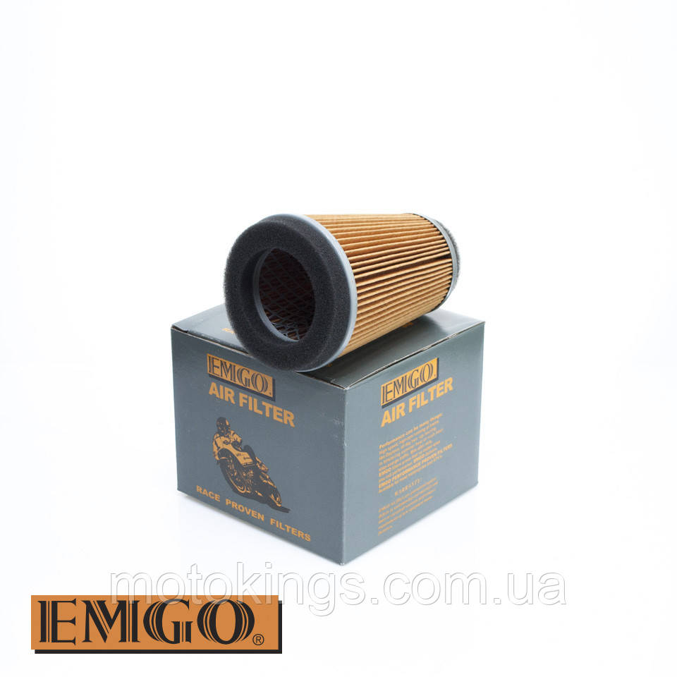 EMGO ВОЗДУШНЫЙ ФИЛЬТР YAMAHA XC 125T/K CYGNUS R`95-03 (HFA4102) (4CW-E4451-00/ 4CW-E4451-01/4CW-E4451-02)