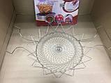 Универсальная складная решетка Шеф Баскет (Chef Basket), фото 4