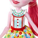 Набор Enchantimals Банный день и кукла свинка Петя Пигги GJX36, фото 7
