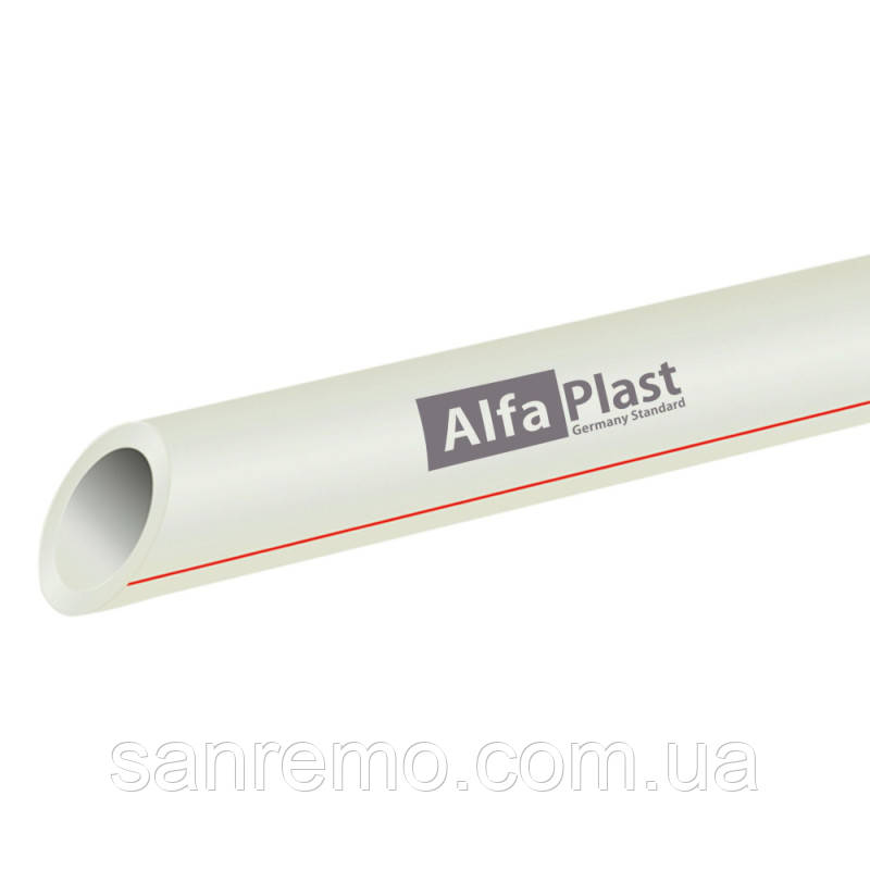 Труба из PPR Alfa Plast 20х3,4 PN20