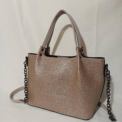 Класична жіноча сумка / Классическая женская сумка pu s002