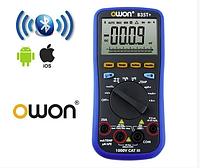 Мультиметр OWON B35T+ (напряжение, ток, сопротивление, ёмкость, температура) +Bluetooth, +TrueRMS, фото 1
