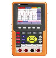 Портативный осциллограф OWON HDS2062M-N +DMM, 60 МГц, 2 канальный, 500 МВ/с.Цена без НДС, фото 1