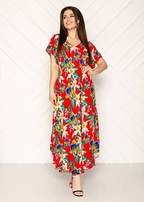 Женское платья 1286-34, фото 2