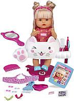 Кукла Nenuco Набор с куклой Парикмахерская - прически и стрижка для кукол Peluquería Purpurina, фото 1