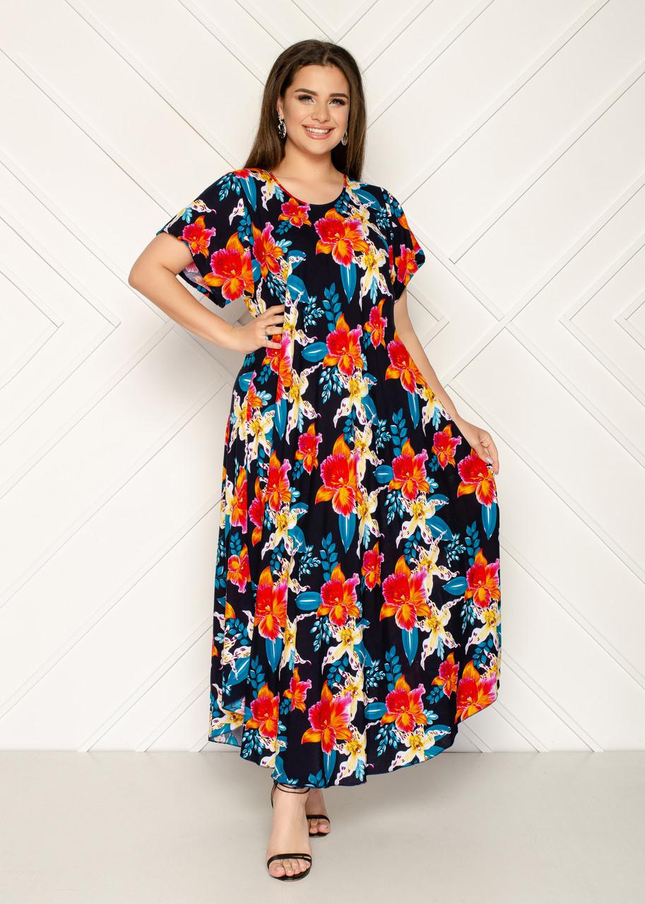 Женское летнее платье 1286-13