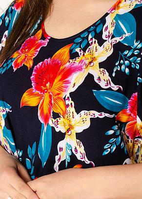 Женское летнее платье 1286-13, фото 3