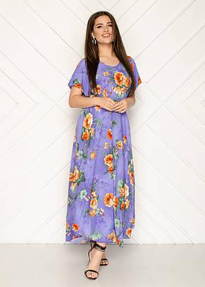 Женское летнее платье 1286-34, фото 2