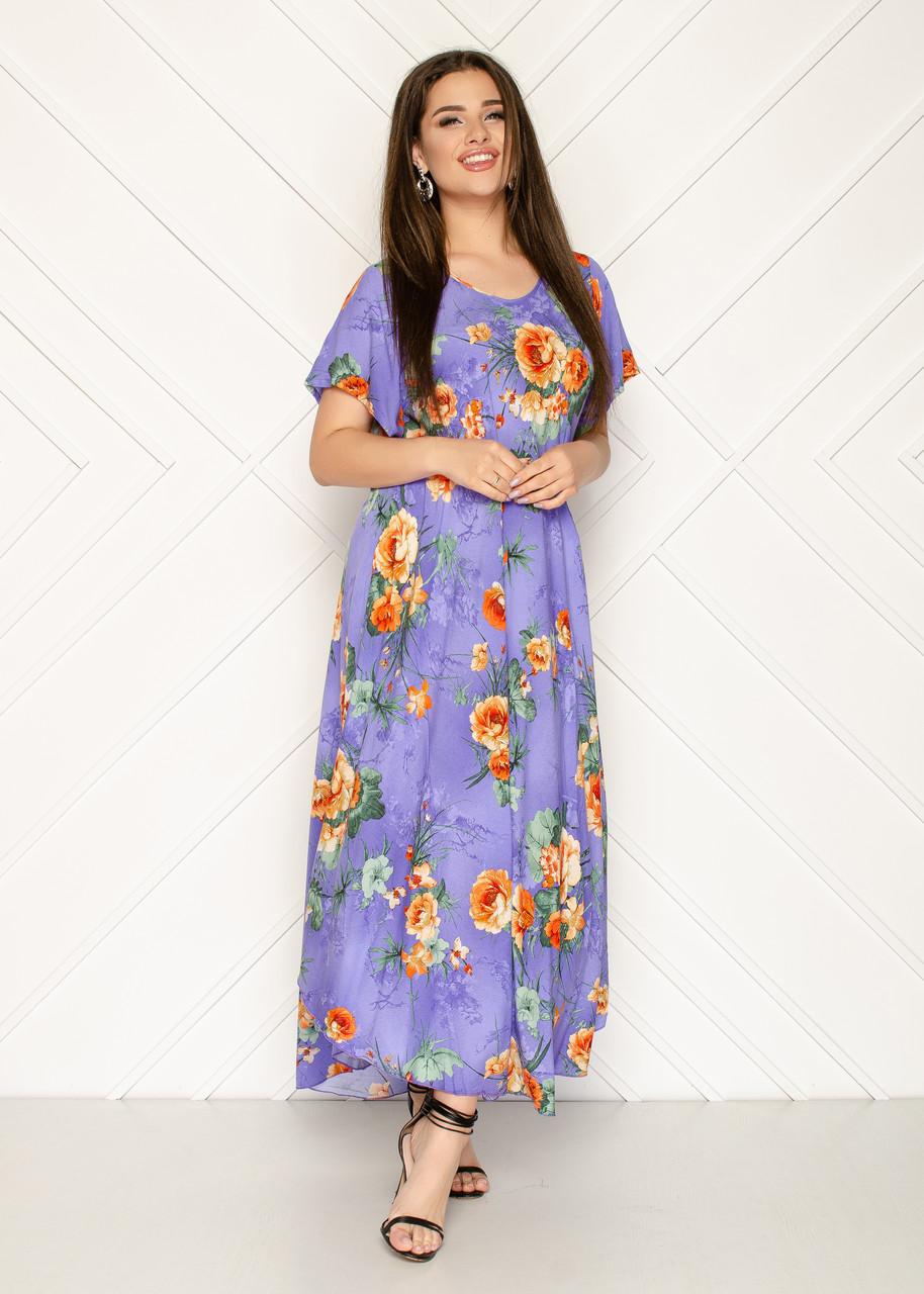 Женское летнее платье 1286-34
