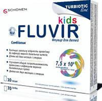 Флувір для дітей