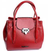 Женская кожаная сумка Tony Bellucci 0222.201 Red Кожаные Сумки Tony Bellucci купить в Украине, фото 1