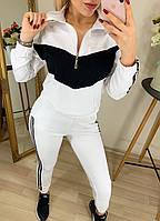 Женский Спортивный костюм Кофта и штаны на резинке
