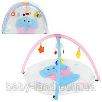 Коврик для младенца W8311 слоник