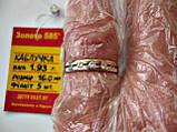 Золоте колечко 585 проби 16 розмір 1.93 грама, фото 7