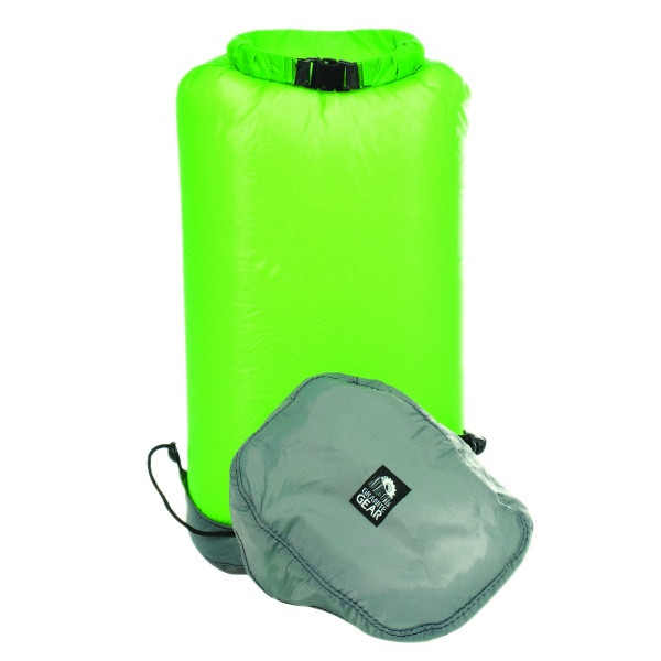 Гермомешок Granite Gear eVent Sil Compression Drysac 25L Jasmine Green