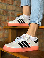 Женские кроссовки Adidas Samba / Адидас Самба, фото 1