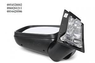 Зеркало заднего вида левое (механ.) VW Caddy 04 -  AUTOTECHTEILE (Германия) 385 7009