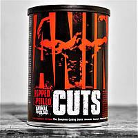 Жиросжигатель Universal Nutrition Animal Cuts 42 pak Энимал катс для сушки похудения снижения веса