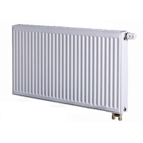 Стальной радиатор KERMI FTV т22 200x1200 нижнее подключение