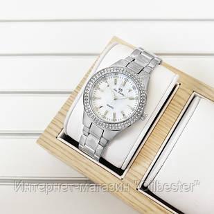 Bee Sister 1258 Silver-White Diamonds