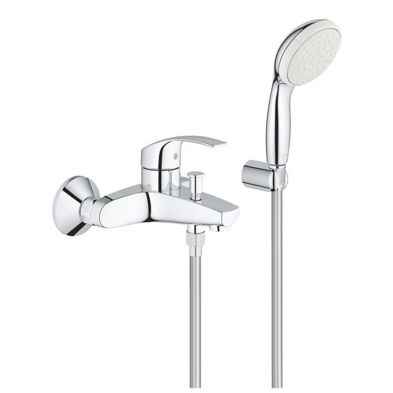 Смеситель для ванны Grohe Eurosmart 3330220A