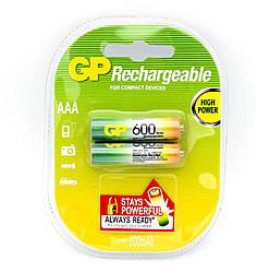 Аккумулятор GP R3 AAA 600Mh 1 шт.