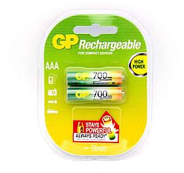 Аккумулятор GP R3 AAA 700Mh 1 шт.