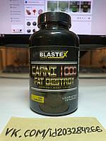 Л-карнитин Blastex Carni 1000 Fat Destroy 120 капсул