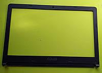 Рамка крышки  матрицы Asus X501U, б.у. оригинал.