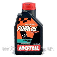 MOTUL FORK OIL MEDIUM 'EXPERT' 10W 1L МАСЛО ДЛЯ ВИЛКИ