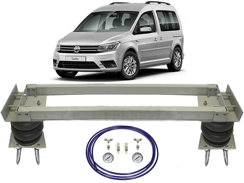 Пневмоподвеска Volkswagen Caddy, Пнемопідвіска Volkswagen Caddy