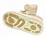 Ортопедические босоножки для девочки р.30 стелька 20см, фото 2