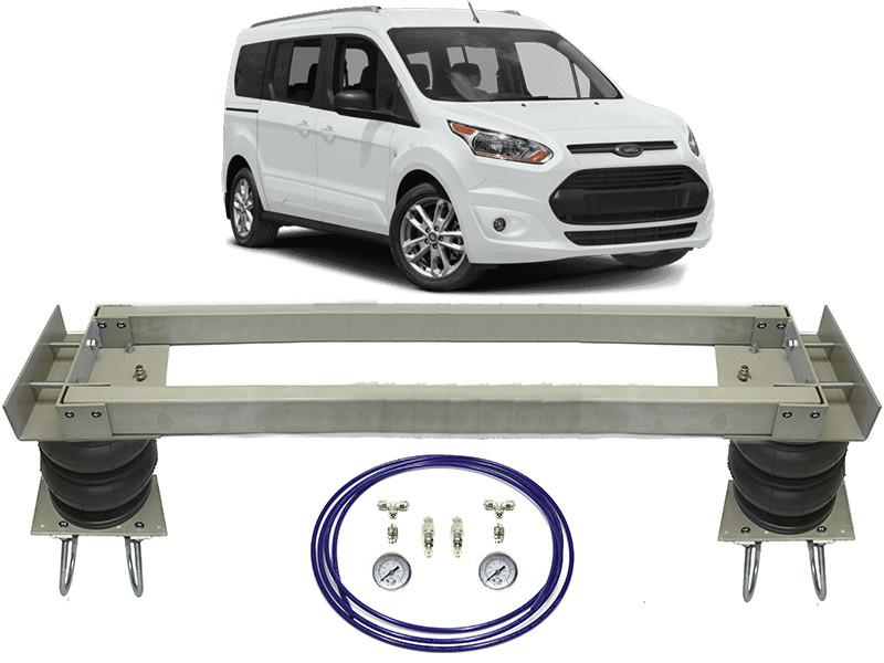 Пневмоподвеска Ford Connect, Пневмопідвіска Ford Connect