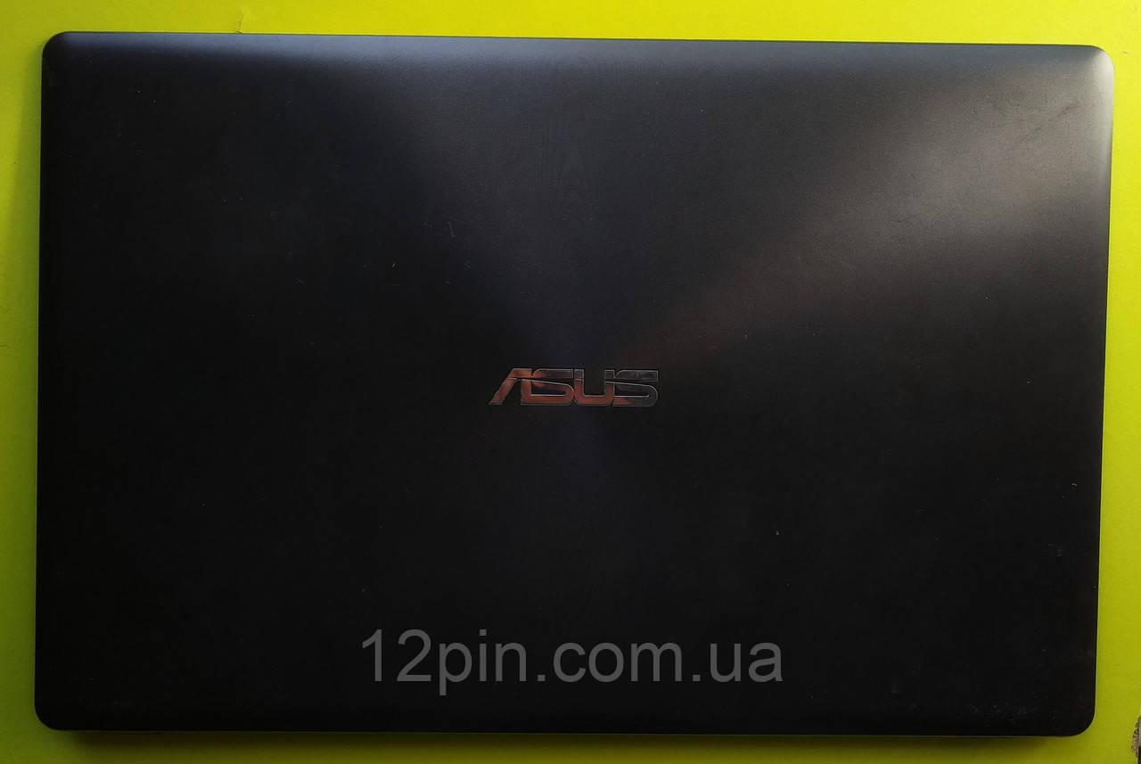 Крышка матрицы  Asus X550C б.у. оригинал
