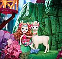 Кукла Enchantimals Лама Ллуэлла с большой зверюшкой FRH42, фото 8