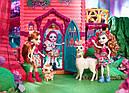 Кукла Enchantimals Лама Ллуэлла с большой зверюшкой FRH42, фото 9