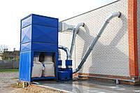 Изготовление и монтаж систем аспирации, пылеудаления вентиляции и Пневмотранспортировки