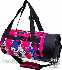 Сумка для змінного одягу та взуття для дівчинки DeLune Кошенята l-04, фото 2