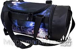 Сумка для змінного одягу і взуття для Хлопчика DeLune Космонавт l-08, фото 3