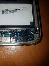 Разъем наушников Samsung G935F Galaxy S7 Edge Original
